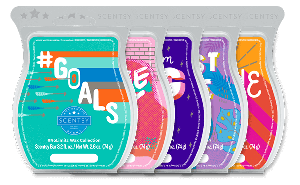 scentsy collection new bars