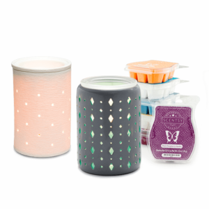 Scentsy System with 2 $30 Warmers