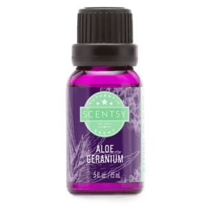 Aloe Geranium Natural Oil Blend