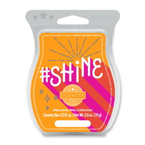 #Shine Scentsy Wax Bar