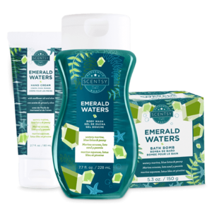 scentsy emerald waters