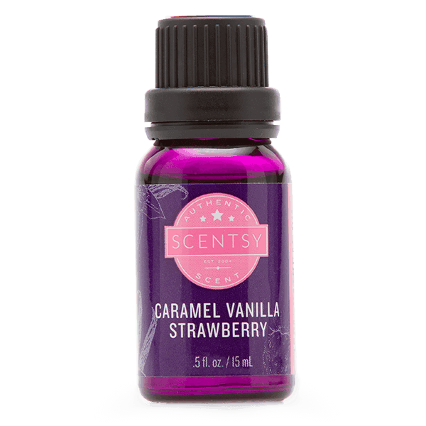 caramel strawberry diffuser oils