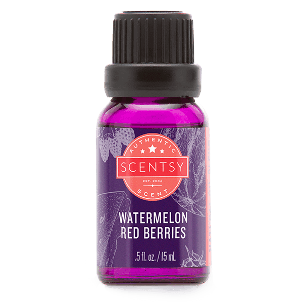 watermelon red berries oil scentsy