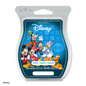 friends mickey mouse scent