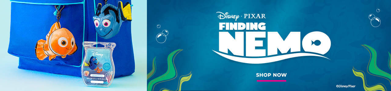 scentsy finding nemo products