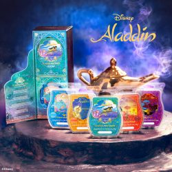 aladdin scentsy disney products