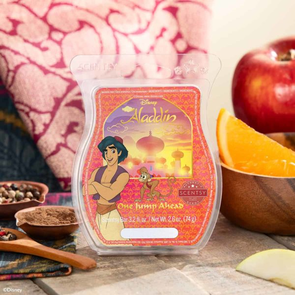 jump ahead aladdin by scentsy