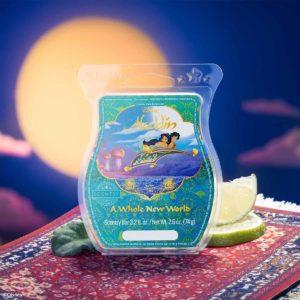 Disney Aladdin Wax: A Whole New World