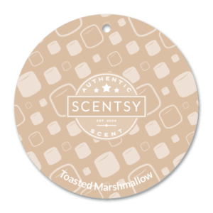 Toasted Marshmallow Scent Circle