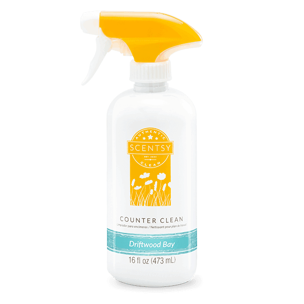 Driftwood bay Counter Cleaner
