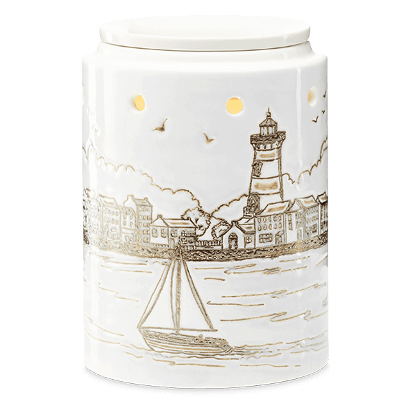 Scentsy In The Harbor Warmer