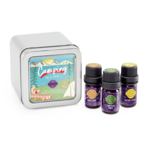 Summer Camping Oil 3 Pack
