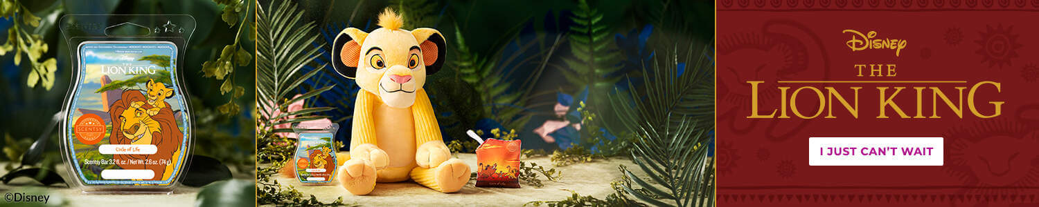 scentsy lion king header