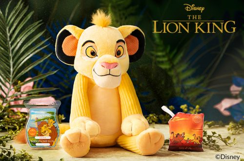 scentsy lion king