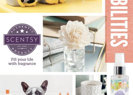 scentsy fall catalog