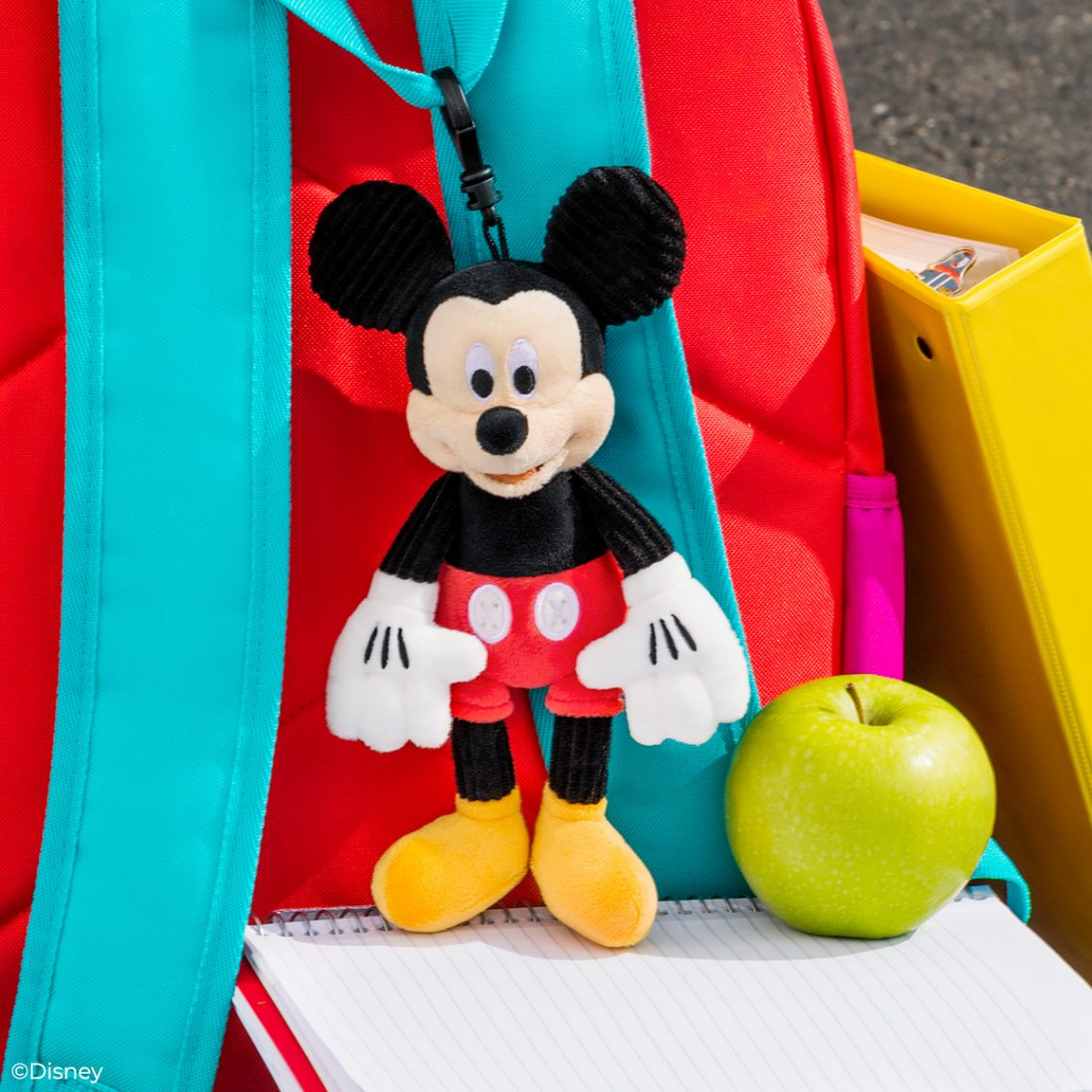 mickey mouse buddy clip