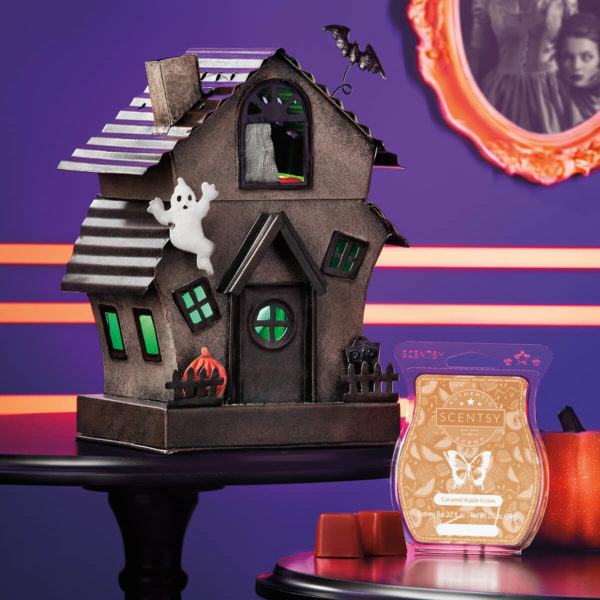 mansion scentsy