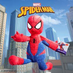 scentsy spiderman