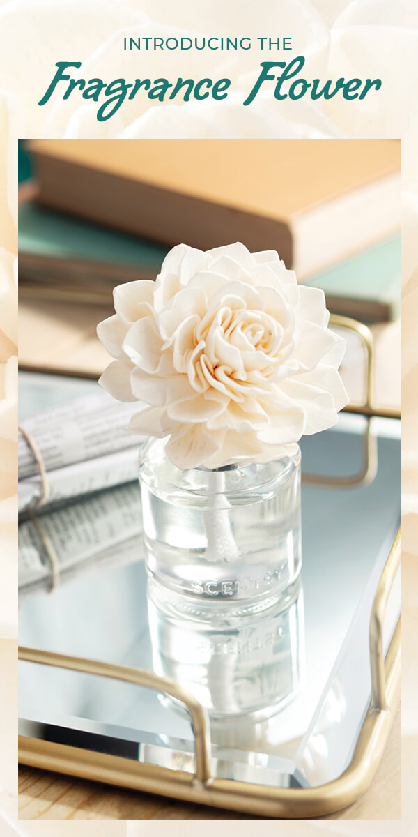 scentsy flower scent