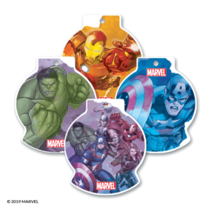 Marvel's Avengers Scent Circle Pack
