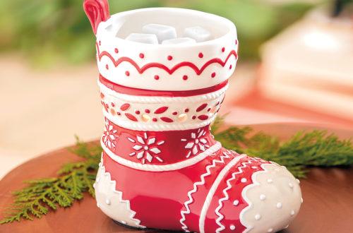 stocking scentsy warmer