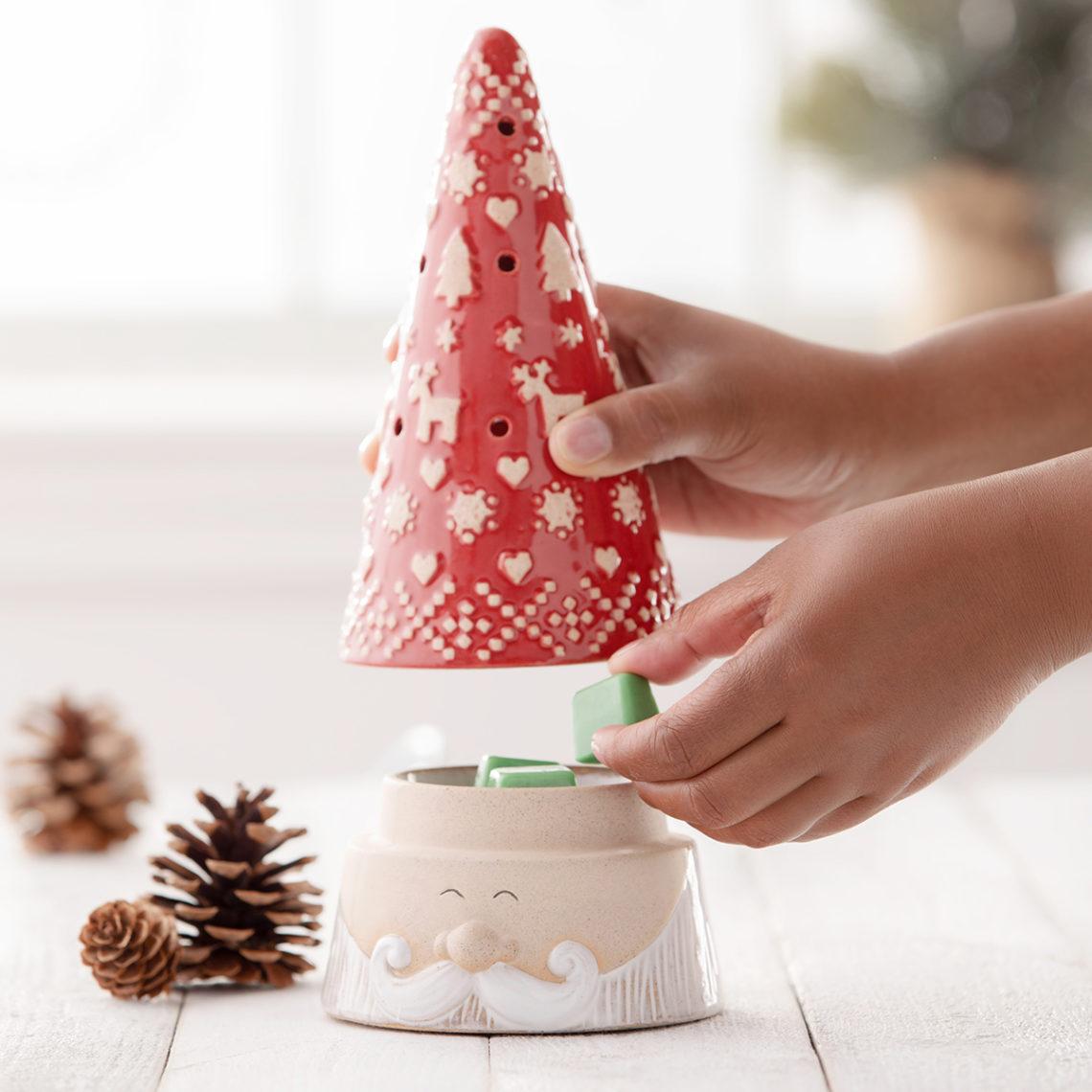 Scentsy Santa Nordic