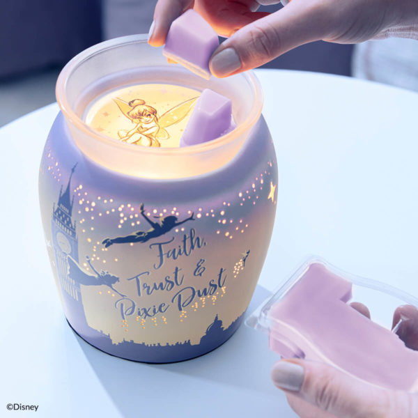 Make A Wish Tinkerbell Warmer