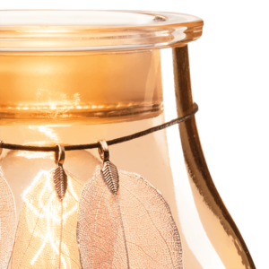 scentsy amber glow image