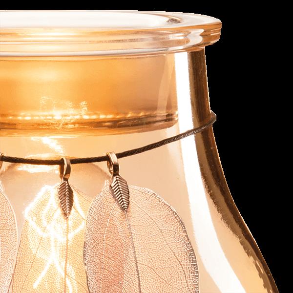 Scentsy Amber Glow Warmer