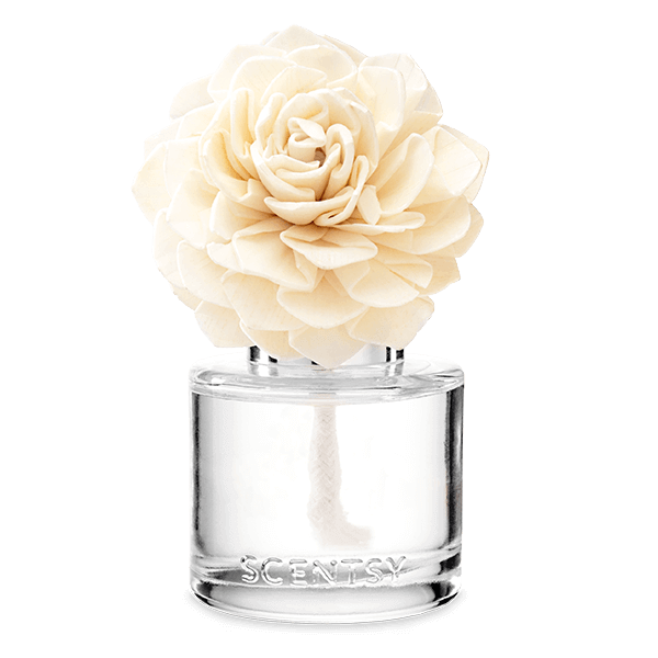 Sea Salt & Avocado Fragrance Flower