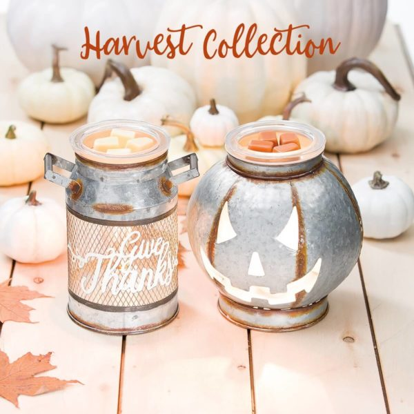scentsy harvest collection