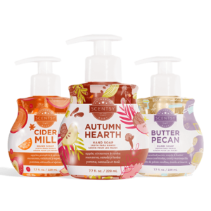Harvest Hand Soap Collection