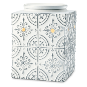 Pressed Tin Warmer