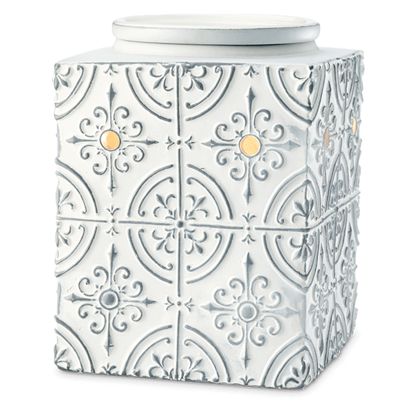 new pressed tin warmer