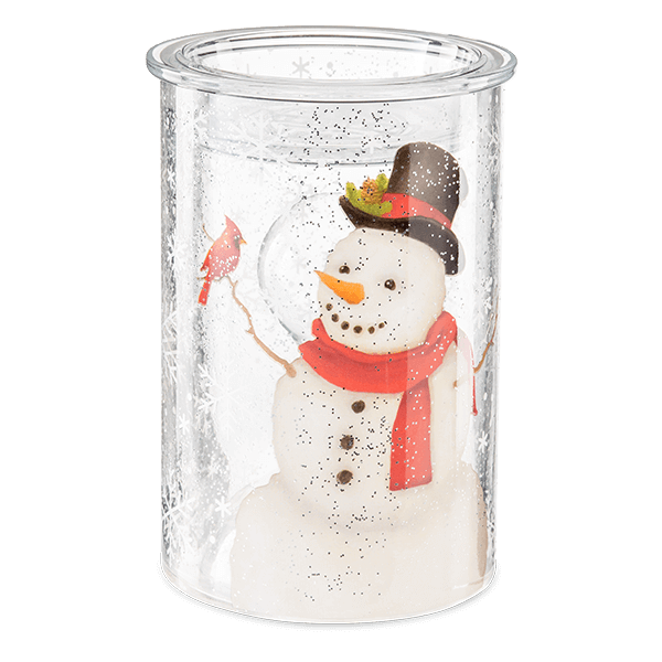 frosted snowman