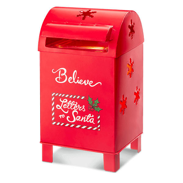 Letters To Santa Candle Warmer
