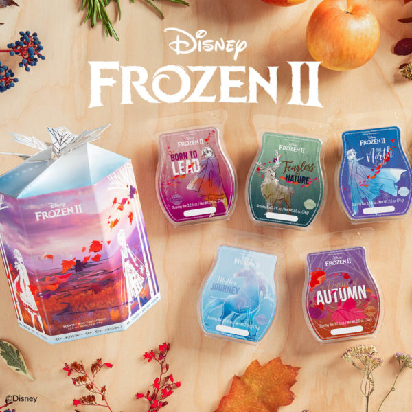 Frozen scentsy products