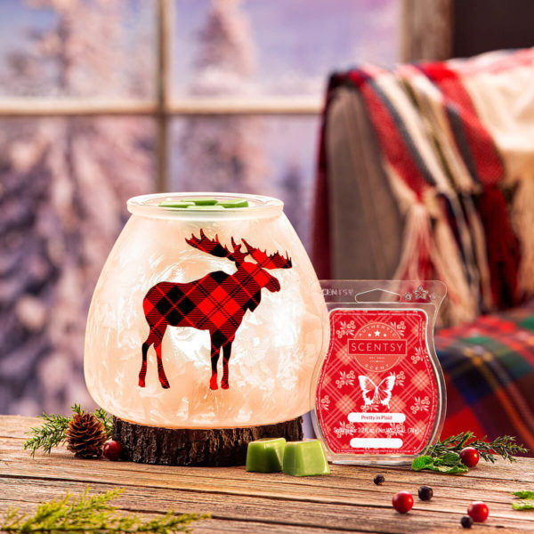 moose warmer by scentsy