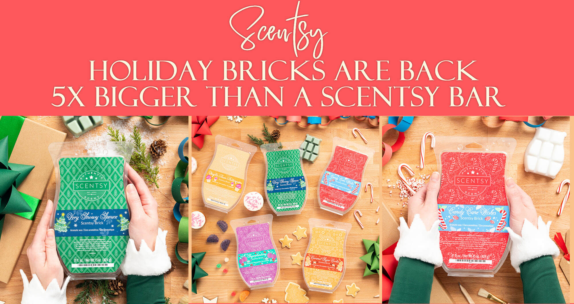Scentsy Holiday Bricks 2019 Buy Scentsy Online