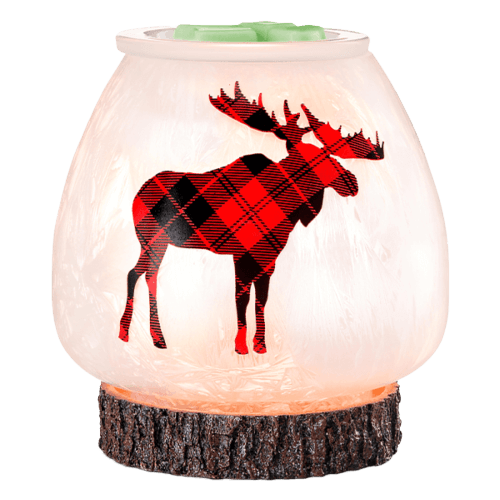 Scentsy Northern Plaid