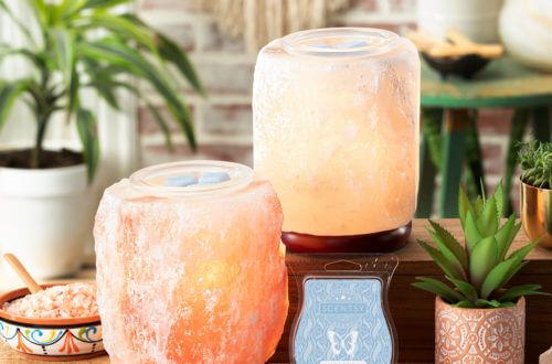 scentsy himalayan salt