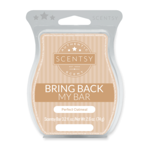 Perfect Oatmeal Scentsy Bar