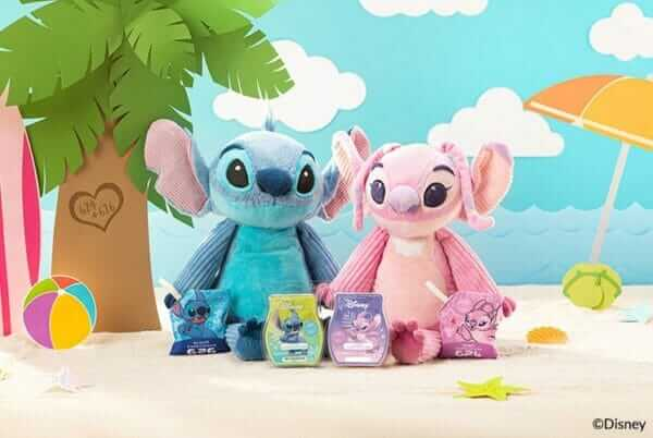 stitch angel buddy