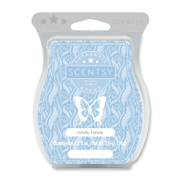 SCENTSY INHALE EXHALE
