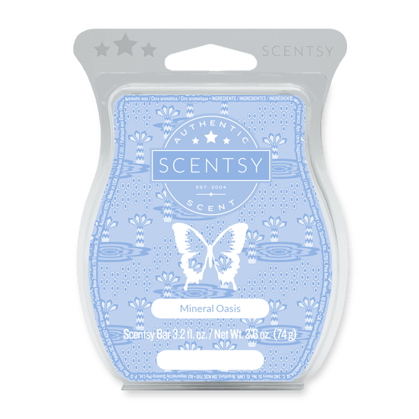MINERAL OASIS SCENTSY