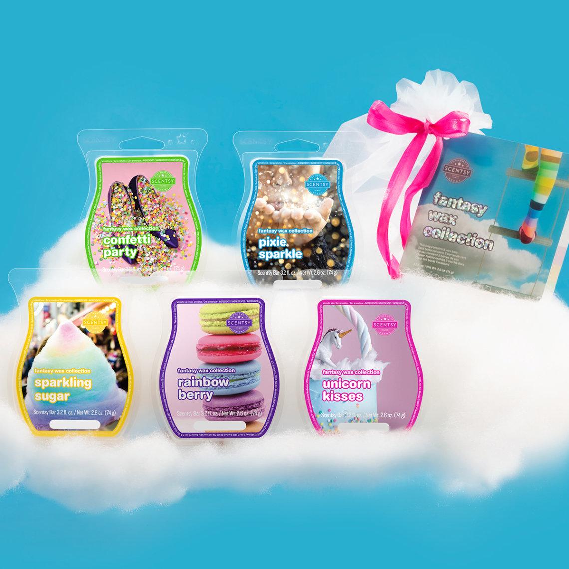 scentsy fantasy collection