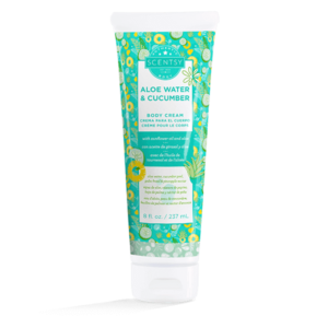 Aloe Water Cucumber Body Cream