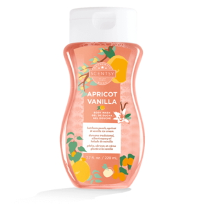 Apricot Vanilla Body Wash
