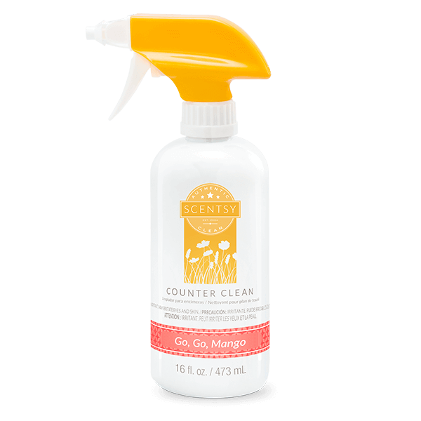 cleaner go go mango