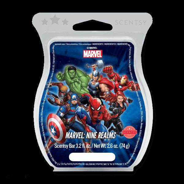 Marvel: Nine Realms